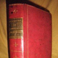 Libros antiguos: ORDENANZA DEL REAL CUERPO DE ARTILLERIA - AÑO 1802 - LUJOSA ENCUADERNACION EN TAFILETE Y ORO.. Lote 117950459