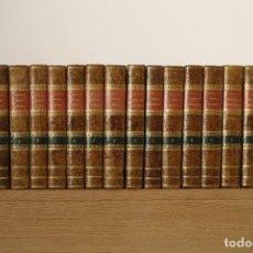 Libros antiguos: TEATRO CRITICO UNIVERSAL O DISCURSOS VARIOS EN TODO GÉNERO DE MATERIAS / FEYJOO / 16 VOLÚMENES 1784. Lote 117977131