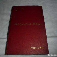 Libros antiguos: FABRICACION DE JABONES DE TODAS CLASES.FRANCISCO BALAGUER Y PRIMO.MADRID 1899. Lote 117996687