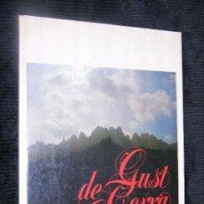Libros antiguos: F1 DE GUST TERRA CATALANA JORDI OLAVARRIETA. Lote 118125687