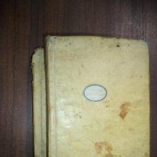 Libros antiguos: LA MONARQUIA HEBREA. D. VICENTE BACALLAR Y SANNA. MARQUES DE S. FELIPE. OBRA EN DOS TOMOS.1776.. Lote 118146655