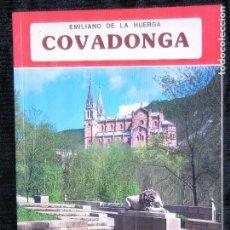Libros antiguos: F1 COVADONGA EMILIANO DE LA HUERGA. Lote 118247659
