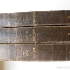 Libros antiguos: 1873 GUIDE DE L'AMATEUR DE FAÏENCES ET PORCELAINES, TERRES CUITES, . Lote 118329079
