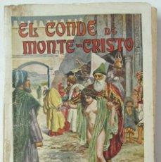 Libri antichi: ALEJANDRO DUMAS : EL CONDE DE MONTECRISTO TOMO II BIBLIOTECA DE GRANDES NOVELAS DE SOPENA. 1936. Lote 118349887