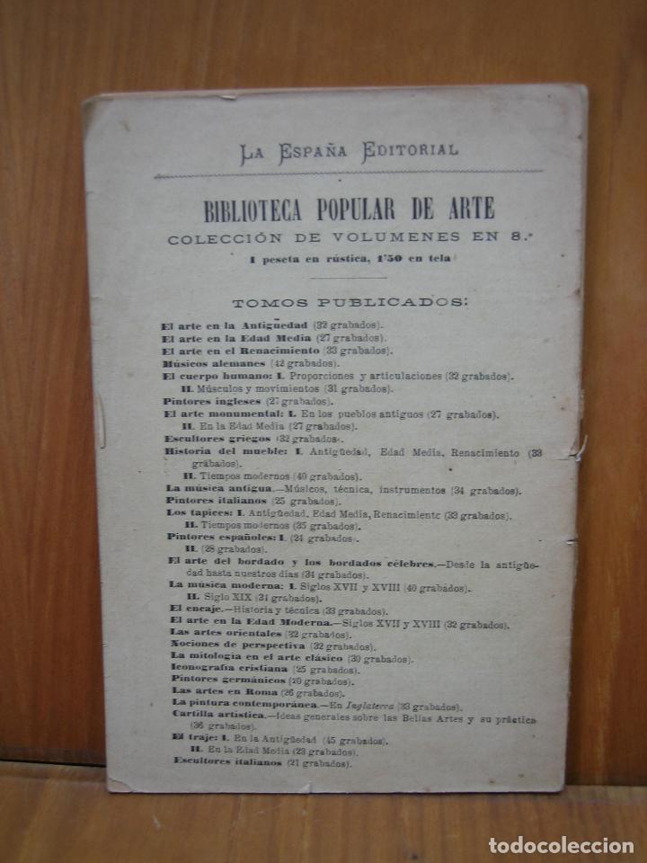 Libros antiguos: Historia del traje II en la Edad Media con 23 grabados - Foto 9 - 118370039