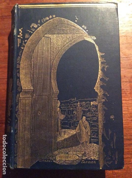 THE LAND OF THE MOORS (Libros Antiguos, Raros y Curiosos - Pensamiento - Otros)