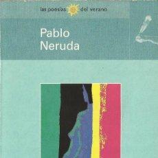 Libros antiguos: POESÍA DE PABLO NERUDA. Lote 118583539