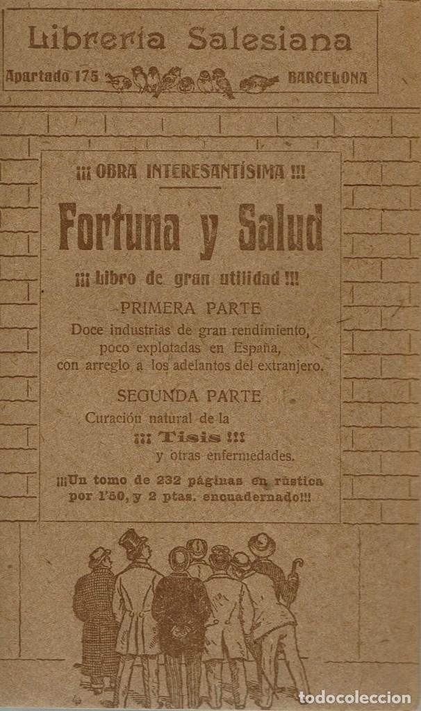 Libros antiguos: BOCETOS A LA PLUMA, POR JULIA GARCÍA HERREROS. AÑO 1917 (10.3) - Foto 2 - 118646179