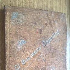Libros antiguos: EL COCINERO ESPAÑOL. MANUAL DE COCINA ECONÓMICA. VALENCIA 1905. Lote 118707243