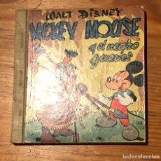 Libros antiguos: MICKEY MOUSE Y EL NEGRO JUEVES(9€). Lote 118740687