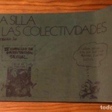 Libros antiguos: LA SILLA Y LAS COLECTIVIDADES(11€). Lote 118741283