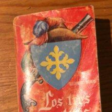 Libros antiguos: LOS TRES MOSQUETEROS(9€). Lote 118741347