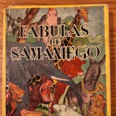 Libros antiguos: FABULAS DE SAMANIEGO(22€). Lote 118743031