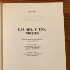 Libros antiguos: LAS MIL Y UNA NOCHES(33€). Lote 118743591