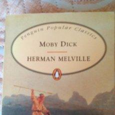 Libros antiguos: LITERATURA VICTOR-----MOBY DICK(7,5€). Lote 118743963