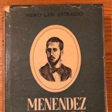 Libros antiguos: MENÉNDEZ PELAYO(23€). Lote 118744231