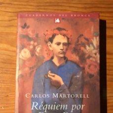Libros antiguos: REQUIEM POR PETER PAN(19€). Lote 118744303