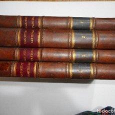 Libros antiguos: DON ALFONSO EL SABIO LAS SIETE PARTIDAS DEL MUY NOBLE REY DON ALFONSO EL SABIO. RM 86013. Lote 118774723