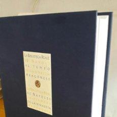 Libros antiguos: LA BIBLIOTECA REAL DE NAPOLES EN TIEMPOS DE LA DINASTÍA ARAGONESA, ITALIANO-CASTELLANO. Lote 118796499