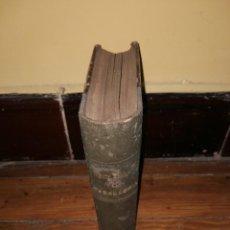 Libros antiguos: RECOPILACIÓN REGLAMENTOS PARA EL EJERCICIO Y MANIOBRAS DE LA CABALLERÍA (1887-1888). RARO EJEMPLAR. Lote 118850155