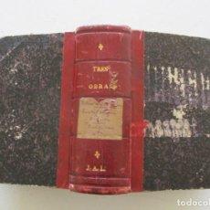 Libros antiguos: SOLOS DE CLARÍN. TINTA NEGRA. SALPICÓN. TRES LIBROS EN UN SOLO VOLUMEN. RM86048. Lote 118881419