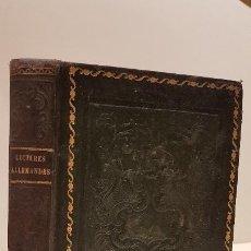 Libros antiguos: LE BAS ET REGNIER (MM.) - LE BAS ET REGNIER (MM.). Lote 117707283