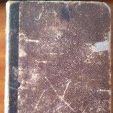 Libros antiguos: ANTIGUO LIBRO: LUCRECIA BORGIA. (MEMORIAS DE SATANÁS): MANUEL FERNANDEZ Y GONZALEZ,1.872. Lote 118924383