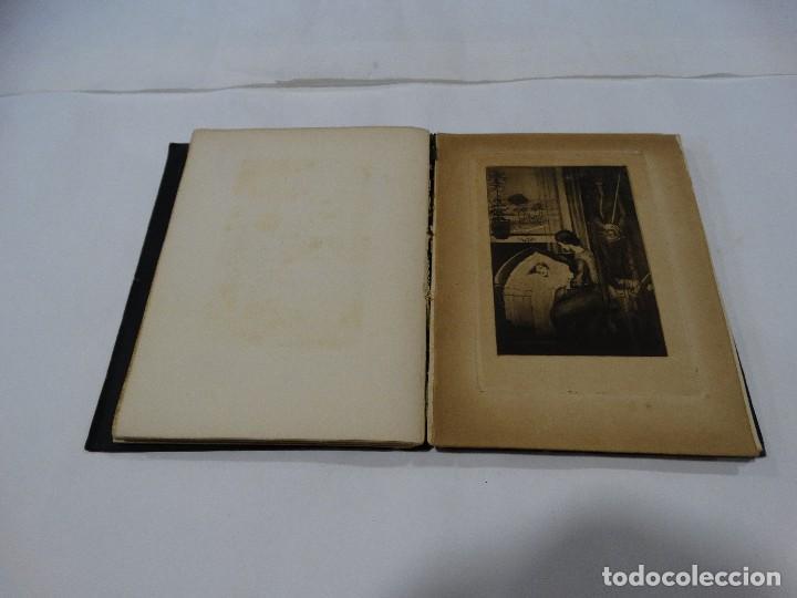 Libros antiguos: EL TEMPLO PROFANADO -1930 PRO MATER- PRIMERA EDICCIÓN - Foto 3 - 118940779