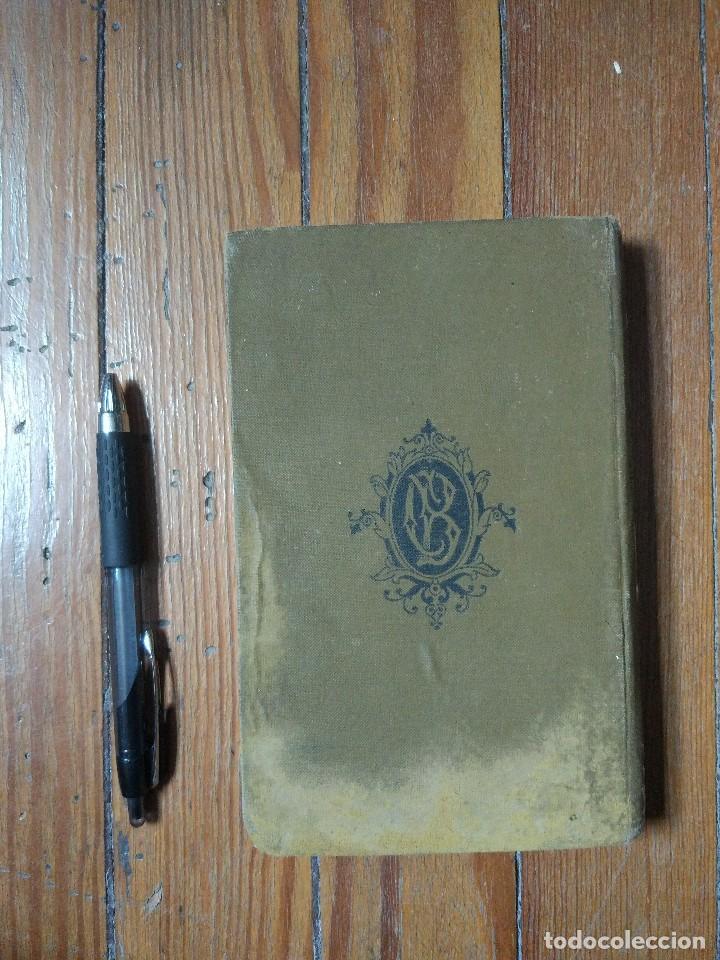 Libros antiguos: Manual de urbanidad y buenas maneras para uso de la juventud de ambos sexos. M. A. Carreño. 1899 - Foto 4 - 119004411
