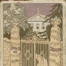 Libros antiguos: LA QUINTA DE PALMYRA, POR RAMÓN GÓMEZ DE LA SERNA. AÑO 1923 (2.4). Lote 119053139