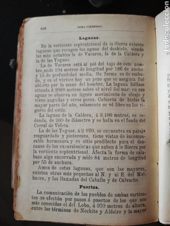 Libros antiguos: guia práctica y artística de Granada 1907 - Foto 14 - 105120332