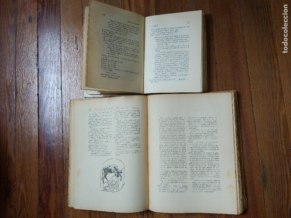 Libros antiguos: Eduardo Dieste: Buscón Poeta y su Teatro (Ilustrac. A. Souto) + Teatro de Buscón 1 Edic. 1933, 1947 - Foto 4 - 119128703