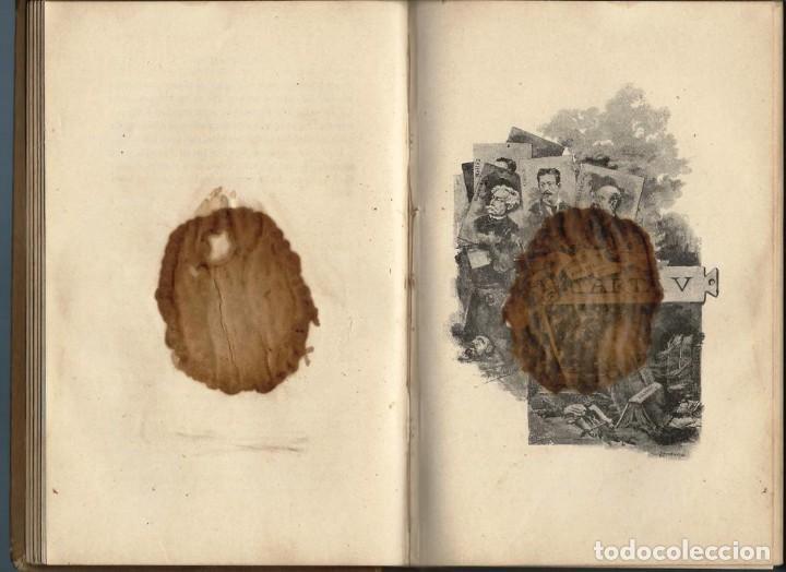 Libros antiguos: LA EUROPA SALVAJE. EXPLORACIONES AL INTERIOR DE LA MISMA. - Foto 5 - 119139891