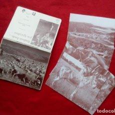 Libros antiguos: TUBAL RONDA RONDANDO RONDA Y SU AGRICULTURA 19 CM 12 TARJETONES 250 GRS. Lote 119169987
