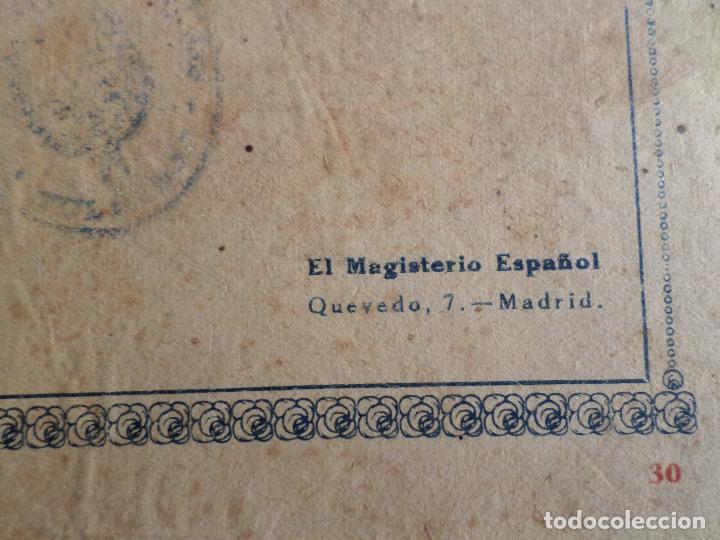 Libros antiguos: LIBRO DE ESCUELA RECITACIONES ESCOLARES 1921 - Foto 5 - 119246519