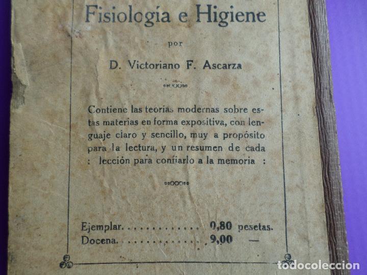 Libros antiguos: LIBRO DE ESCUELA RECITACIONES ESCOLARES 1921 - Foto 7 - 119246519