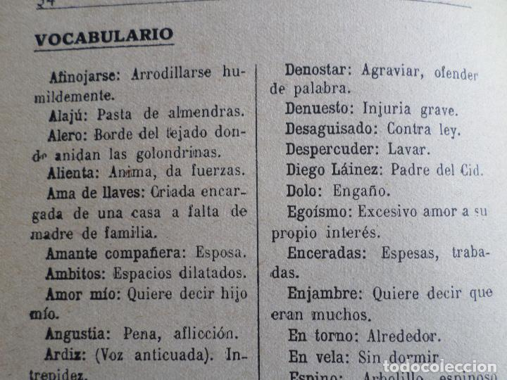 Libros antiguos: LIBRO DE ESCUELA RECITACIONES ESCOLARES 1921 - Foto 11 - 119246519