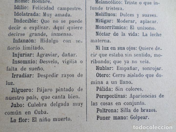 Libros antiguos: LIBRO DE ESCUELA RECITACIONES ESCOLARES 1921 - Foto 12 - 119246519