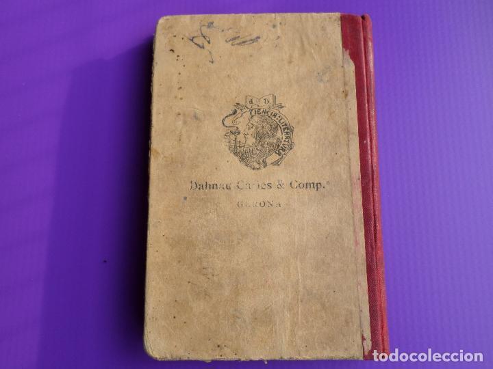 Libros antiguos: LIBRO PAGINAS SELECTAS DE D.MANUAL IBARZ 1912 - Foto 3 - 119246787