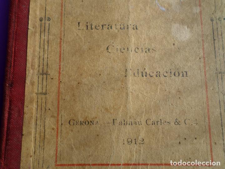 Libros antiguos: LIBRO PAGINAS SELECTAS DE D.MANUAL IBARZ 1912 - Foto 5 - 119246787