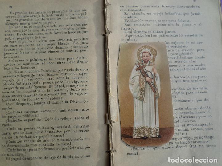 Libros antiguos: LIBRO PAGINAS SELECTAS DE D.MANUAL IBARZ 1912 - Foto 12 - 119246787