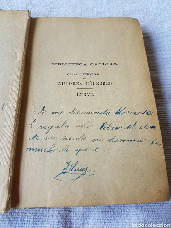 Libros antiguos: La bella alliette Calleja - Foto 2 - 119254888