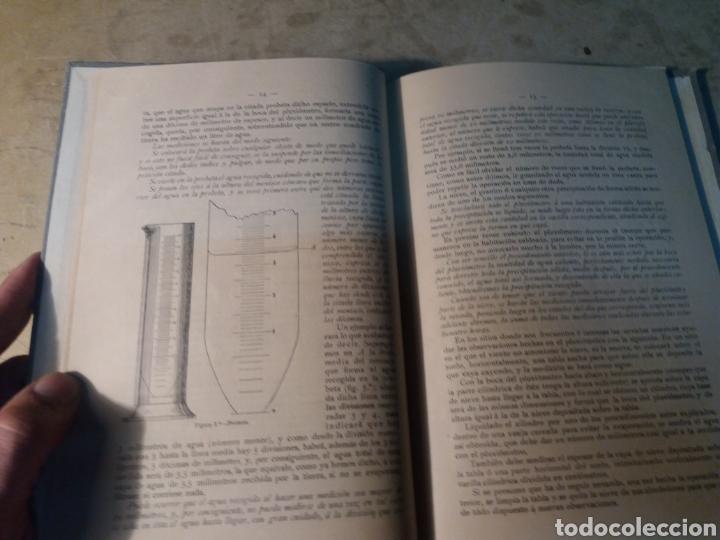 Libros antiguos: Servicio Meteorológico Instrucciones 1913 - Foto 4 - 119285840