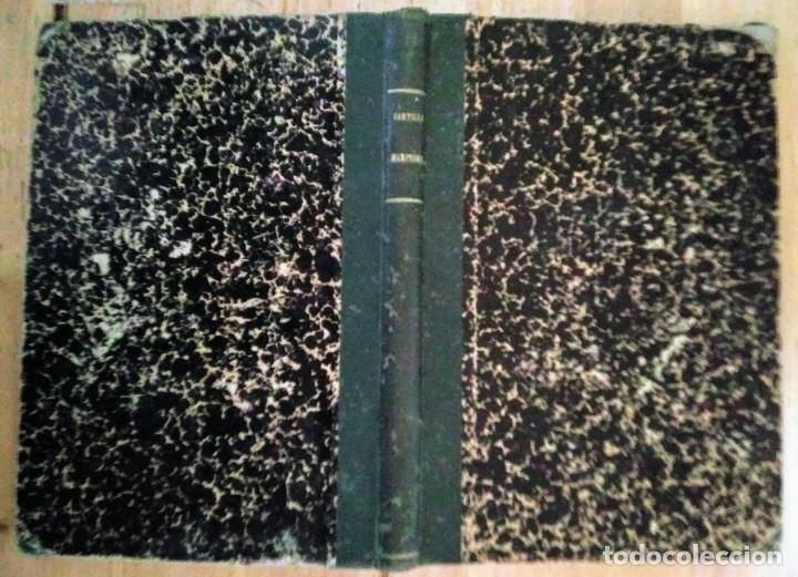Libros antiguos: Cartilla maritima manual construcción y maniobras buques barcos vela veleros náutica Fontecha - Foto 14 - 119392255