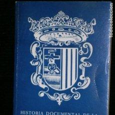 Libros antiguos: F1 HISTORIA DOCUMENTAL DE LA REAL CARTUJA DE VALLDEMOSA. Lote 119418495