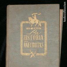 Libros antiguos: F1 LA HISTORIA EN ANECDOTAS LUIS DE OTEYZA . Lote 119426947