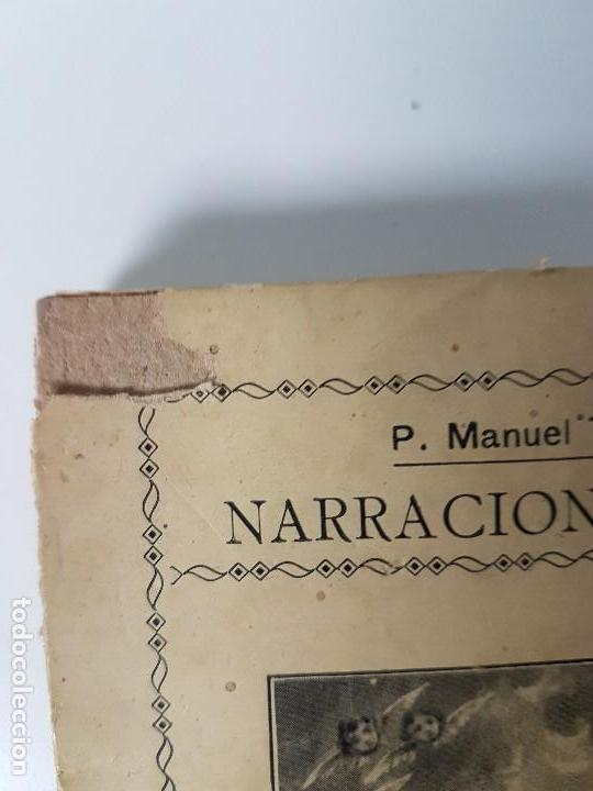 Libros antiguos: EL MON - NARRACIONS BÍBLIQUES ( TRULLÀS 1918 ) - Foto 3 - 119446923