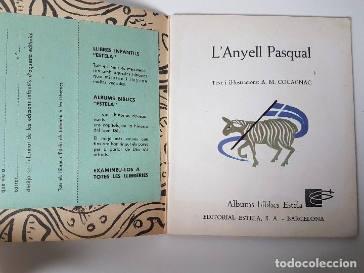 Libros antiguos: LANYELL PASQUAL ( EDIT.ESTELA ) BARCELONA 1963 - Foto 3 - 119448855