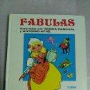 Libros antiguos: 'FÁBULAS II (TORAY, 1974) ILUSTRADAS POR MARÍA PASCUAL Y ANTONIO AYNÉ. Lote 119494035