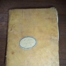 Libros antiguos: QUINCTUM CURTIUM DE REBUS GESTIS ALEXANDRI MAGNI. FALTA FRONTISPICIO.. Lote 119619023
